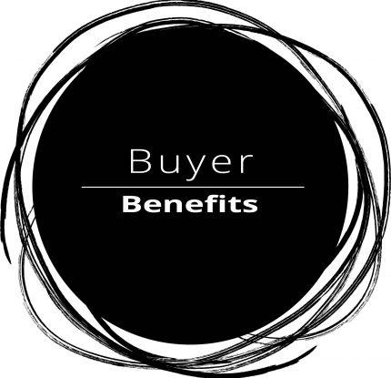Benefits to buyers